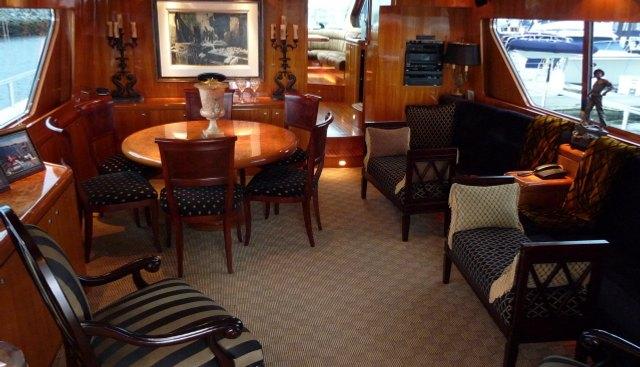 Onward Charter Yacht - 5