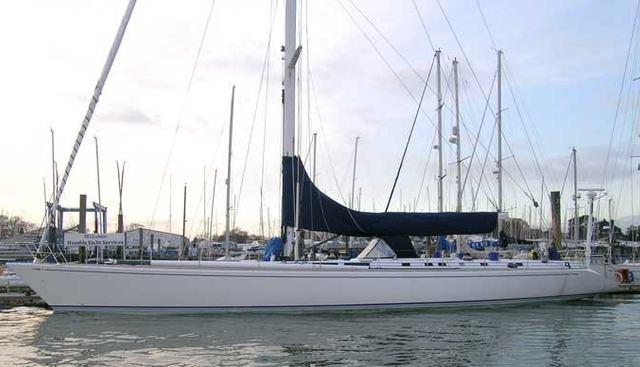 Josefina Charter Yacht