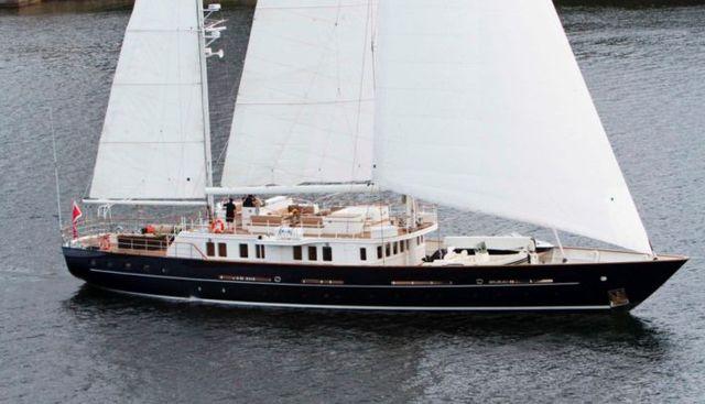 Sunny Hill Charter Yacht
