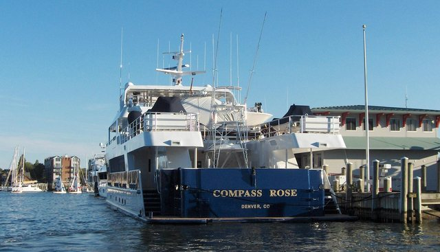 Compass Rose Charter Yacht - 5