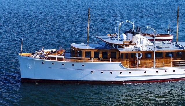Olympus Charter Yacht - 2