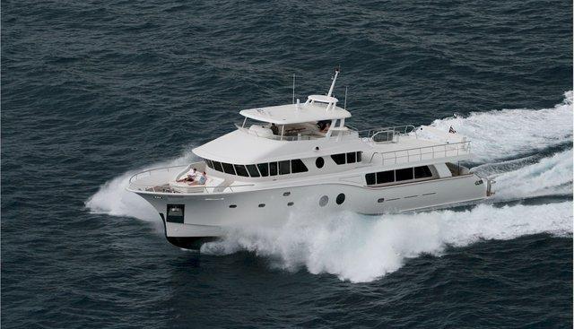 Adams 82 Charter Yacht - 2