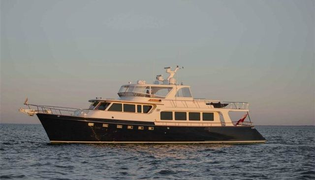 After Five... kids Charter Yacht