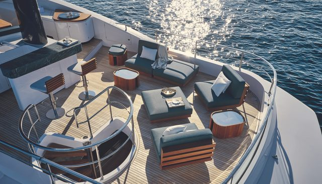 Jakat Charter Yacht - 4