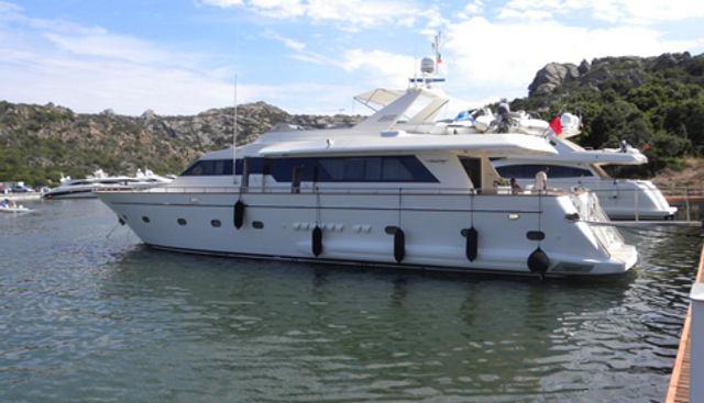 Beckymore Charter Yacht