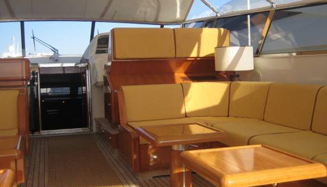 Plume Charter Yacht - 4