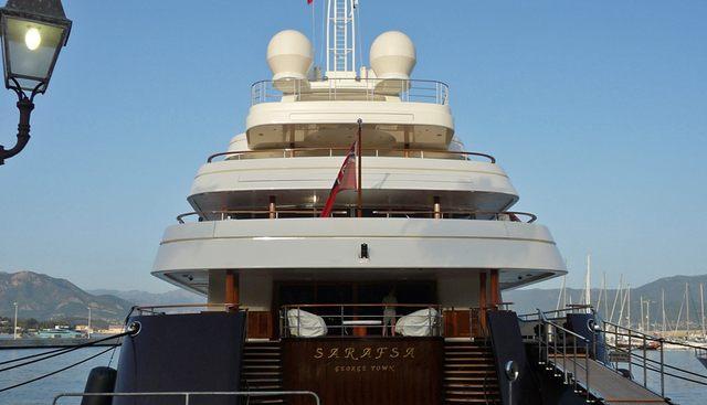 Sarafsa Charter Yacht - 5