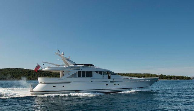Marla II Charter Yacht - 2