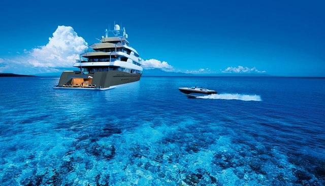 Illusion Plus Charter Yacht - 5