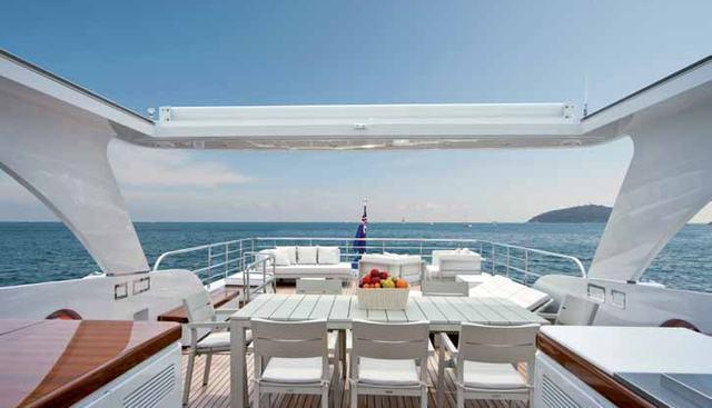 La Chilonga II Charter Yacht - 4