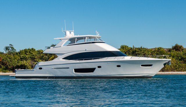 Make it Happen Charter Yacht