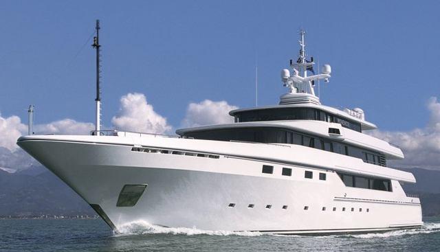 Moneikos Charter Yacht