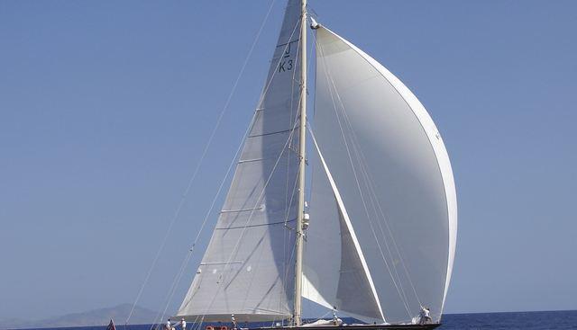 Shamrock V Charter Yacht - 3