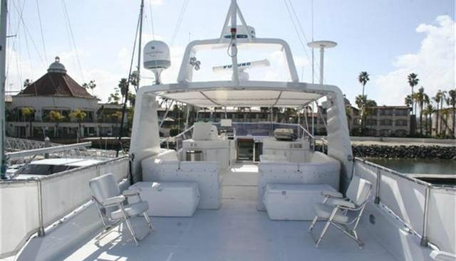 Pacific Pearl Charter Yacht - 3