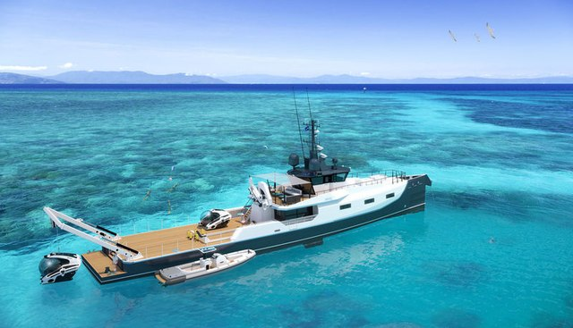 Pink Shadow Charter Yacht - 3