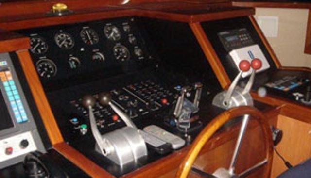 Azimut 76 Charter Yacht - 2