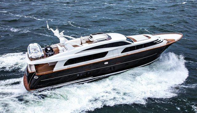 Mr Maverick Charter Yacht