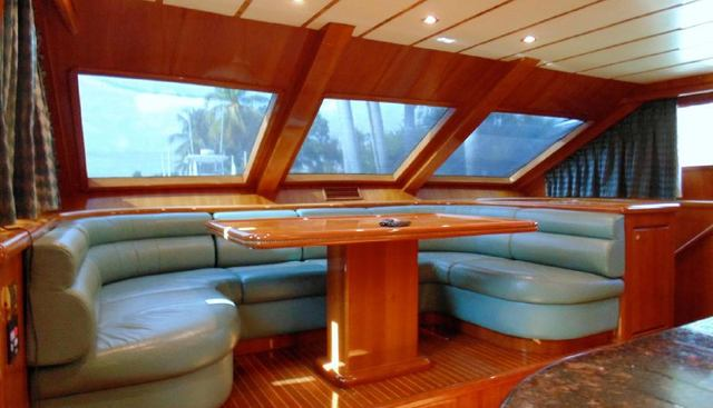Watch Aft Charter Yacht - 3