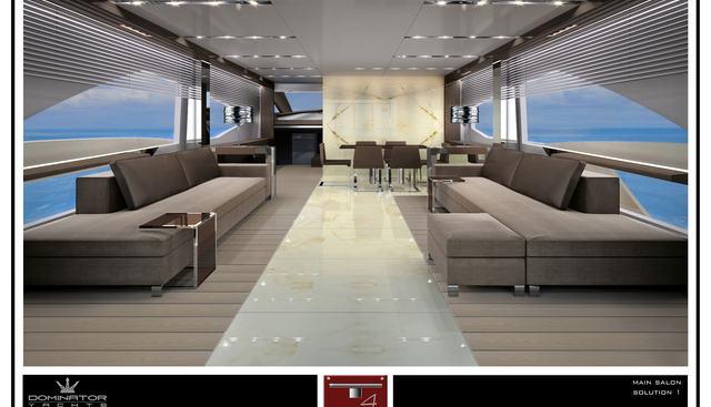 Fashion Style Charter Yacht - 5