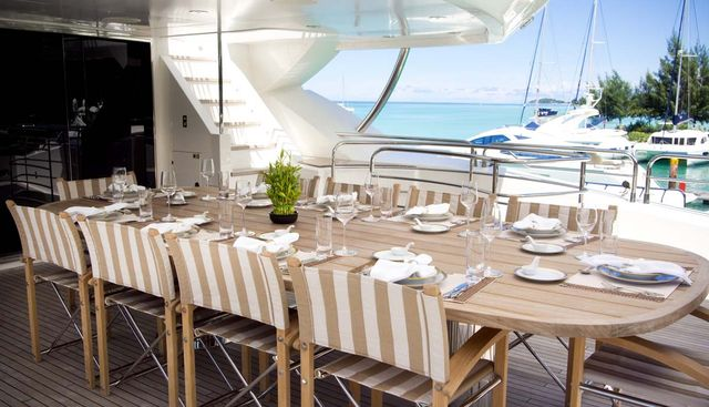 Lusia M Charter Yacht - 3