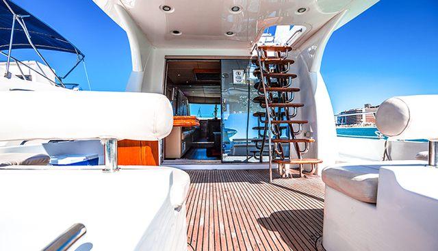 Rafia Charter Yacht - 2
