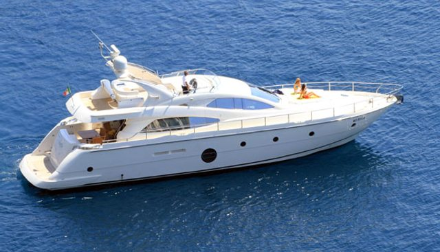 George V Charter Yacht