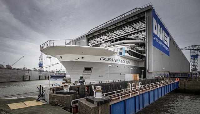 OceanXplorer 1 Charter Yacht - 2