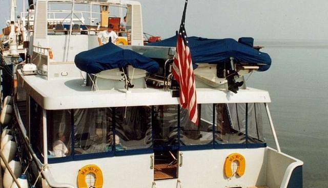 Myu Charter Yacht - 7