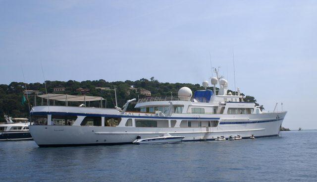 Al Diriyah Charter Yacht - 4