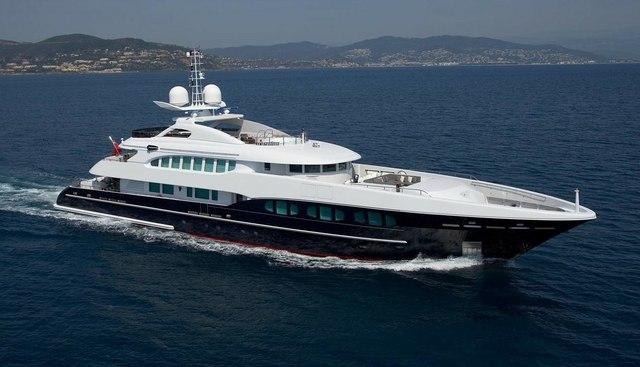 Atina Charter Yacht