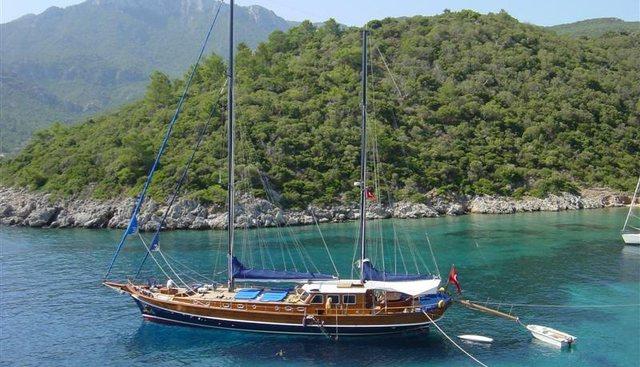 Kaptan Sevket Charter Yacht - 5