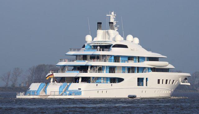 Quantum Blue Charter Yacht - 4