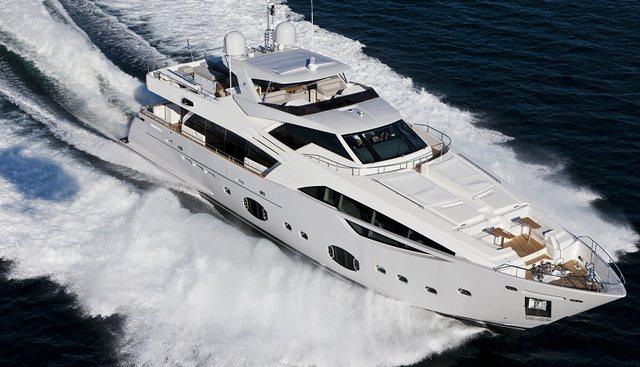 Desta Charter Yacht