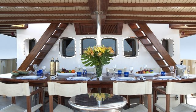 La Sultana Charter Yacht - 4