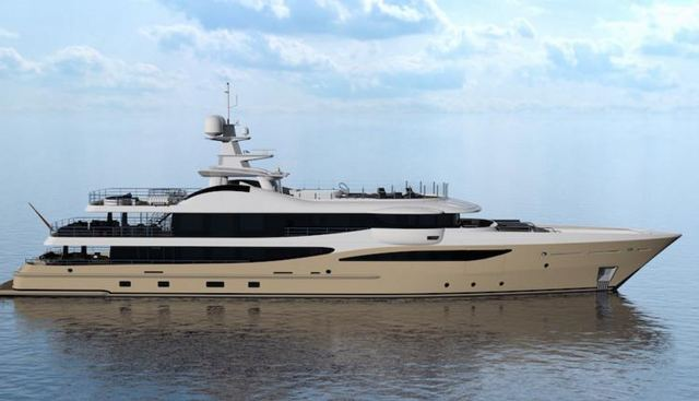 Amels 742 Charter Yacht