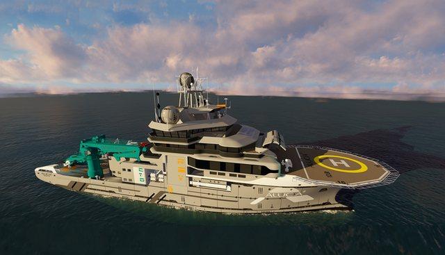 OceanXplorer 1 Charter Yacht
