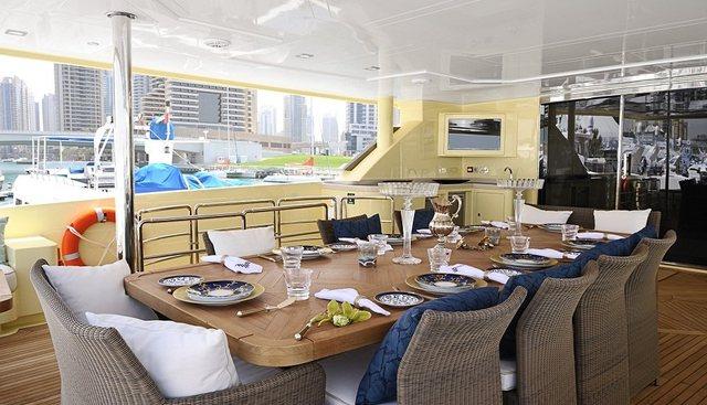 Lady Tahiti Charter Yacht - 4