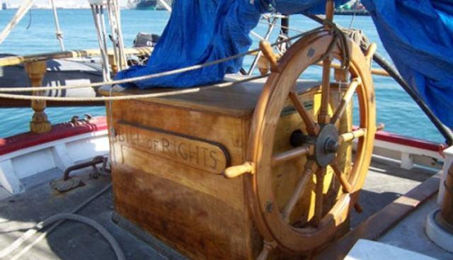 Harvey Gamage Charter Yacht - 2