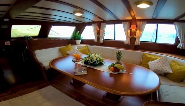 Kaptan Sevket Charter Yacht - 7