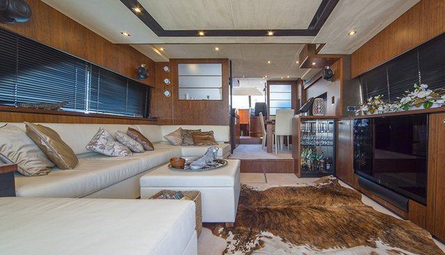 Schatzi Charter Yacht - 7