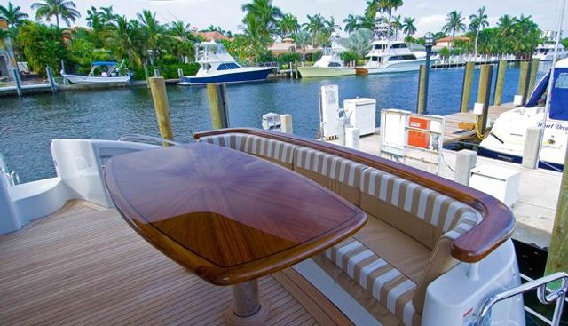 Westar of the Sea Charter Yacht - 2