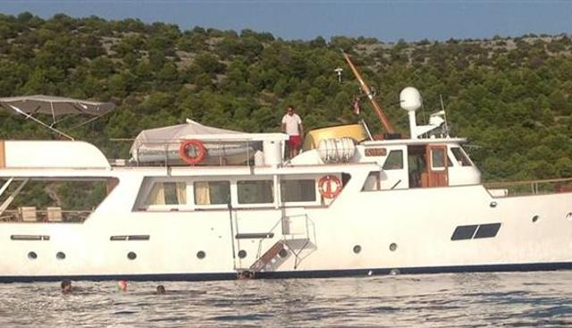 Sissi Charter Yacht - 4