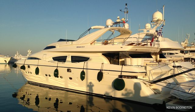 Gran Pez Charter Yacht - 4