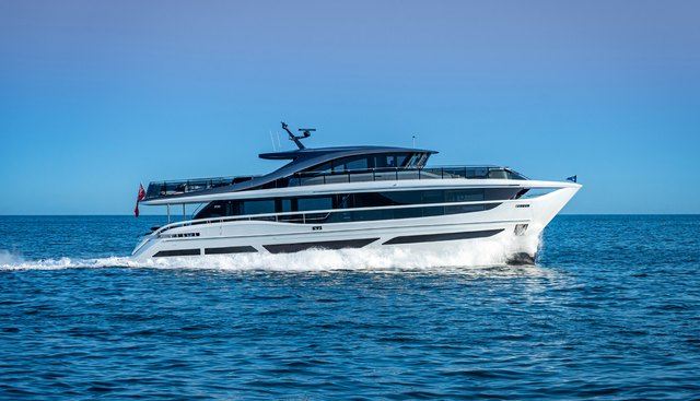 St Catherine Charter Yacht