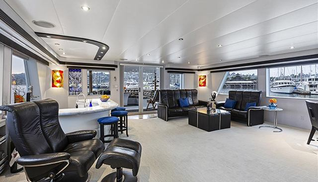Three Blessings Charter Yacht - 6