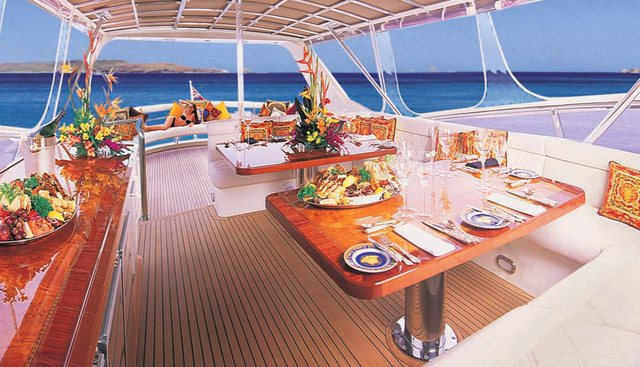 Patriot Charter Yacht - 4