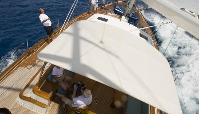 Delta House Charter Yacht