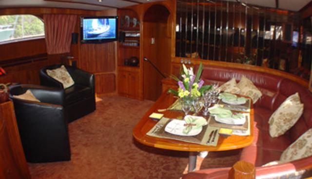 Quixote Charter Yacht - 4