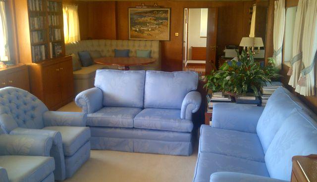 Mileanna K Charter Yacht - 5
