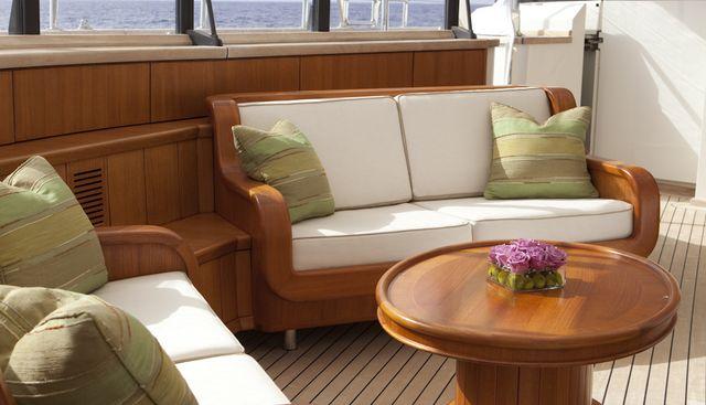 La Luna Charter Yacht - 8
